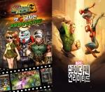 게임로프트가 모바일게임 액션스타G for KaKao(이하 액션스타G)와 스파이더맨 언리미티드의 할로윈 기념 이벤트 및 업데이트를 진행한다.