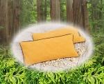 현대메디컬에서 출시한 편백나무 베개는 일본 히노끼 100% 제품이다.