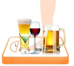 응답자 665명 가운데 629명(95%)이 체중감량을 위해 음주습관을 개선하고 있는 것으로 나타났다