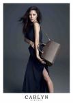 뉴욕 감성의 디자이너 가방 브랜드 칼린이 브랜드 뮤즈인 배우 박시연의 광고 화보를 공개했다.