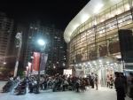 오페라축제 야외광장 풍경