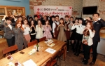 LG전자가 지난 7일 서울 광화문 ㈜라퀴진에서 비정상회담의 티격태격 콤비 줄리안&에네스와 함께, 솔로들을 위한 빛나는 커플메이킹 파티를 열었다.