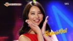 <SBS '놀라운 대회 스타킹'>에 등장한 성형미인의 '부기댄스'가 화제다.