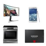 삼성전자의 CES혁신상 제품들