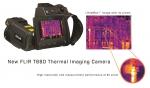 플리어 시스템이 출시한 FLIR T660 열화상 카메라