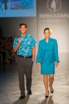 하와이안항공이 취항 85주년을 기념해 승무원 유니폼 이색 패션쇼를 비롯해 다채로운 행사를 개최했다.