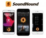 사운드하운드의 무료 앱