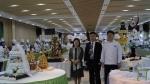 한국관광대학교 호텔제과제빵과 졸업작품 발표회가 진행되었다.