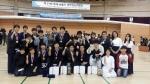 건국대학교 검도 동아리가 제41회 추계 서울시 대학검도연맹전에서 남자 개인전 우승을 차지했다.