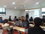 SNS마케팅 전문가 양성과정 '소셜마스터 사관학교' 교육모습