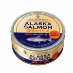 국내 연어캔 시장 1위 브랜드인 CJ제일제당 알래스카 연어가 올해만 1,000만개 팔리는 기염을 토하며 폭발적인 인기를 실감케 했다.