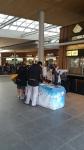 월드쉐어는 (주)이씨엠디 가평휴게소의 장소 후원으로 지난 10월 27일부터 11월 8일까지 13일에 걸쳐 휴게소 내 중앙광장에서 '세계 빈곤아동 돕기' 모금 행사를 진행했다.