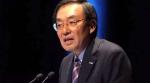 츠가 가즈히로 파나소닉 사장, 도쿄에서 개최된 제78차 IEC 총회에서 기조 연설