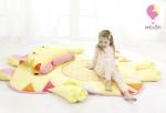 친환경 유아용품 전문 보니타몰에서 유아 애착이불 시리즈를 출시 했다.