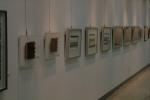 군산대학교 예술대학이 군산대학교 황룡도서관 3층 미술관에서 개최하고 있는 발전기금 조성전-감성의 표현이 호평을 받고 있다.