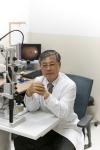 유럽안과학회 우수 연구상을 수상한 건국대 조병주 교수