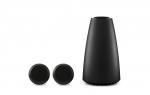 뱅앤올룹슨이 단단한 사운드를 자랑하는 서브우퍼 스피커와 2개의 컴팩트한 새틀라이트 스피커로 구성된 2.1채널 스피커 세트 베오플레이 S8을 국내 공식 출시했다.