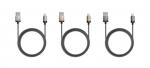 컴퓨터 주변 용품 브랜드 버바팀이  iPhone 6를 위한 1.2m 메탈릭 라이트닝 케이블을 출시했다.