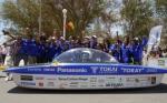 파나소닉이 지원한 토카이 대학 팀, 칠레에서 Carrera Solar Atacama 2014 우승