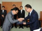 2011년 9월 수입육거래소 김욱재 대표가 기획재정부 장관상을 수상했다.