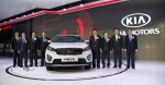 중국 고객만을 위한 소형 SUV 콘셉트카 KX3가 첫 선을 보였다.