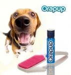 강아지 입냄새제거를 위한 혀클리너 오라펍(Orapup)