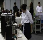 카푸치노 부문에 참가하여 은상을 수상한 천예원(19)