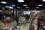 지난 10월 서울 송파 제2롯데월드-롯데월드몰 지하1층 롯데마트 내에 오픈한 제비오 3호점 월드타워점