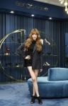 ㅍ롯데백화점 잠실점 월드타워 에비뉴엘에 소녀시대 티파니가 등장했다.