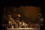 오페라 아이다 1963의 공연 장면