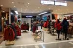 아크테릭스 롯데백화점 수원점이 11월 27일 백화점 그랜드 오픈 일정에 맞춰 첫 선을 보였다
