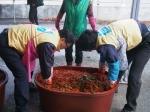 28일 오전 9시 무형광 화장지 브랜드 잘풀리는집(미래생활㈜)이 김장 담그기 봉사를 진행했다. 이번 행사는 세종시와 함께 기획됐으며, 김장뿐 아니라 잘풀리는집 화장지도 지원하여 사회적 기업으로써의 책임을 다하는 자리였다.