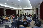 군산대학교는 재학생 취업 역량 강화를 위한 나의균 총장 특강을 개최하였다.