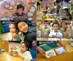 알레이나와 염은률이 SBS 예능프로그램 스타주니어쇼 붕어빵에 출연해 스스로 은행업무를 보고 통장을 만들어 어른들을 놀라게 했다.
