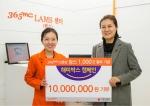65mc 비만클리닉 신촌점이 사랑의 열매 서울사회복지공동모금회 해피 박스 사회공헌 캠페인에 동참했다.