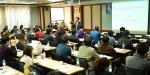 한국수출입은행이 2일 중소기업중앙회에서 개최한 중소·중견기업의 EDCF/국제조달시장 진출 지원을 위한 실무교육에서 주요 참석자들이 기념촬영을 하고 있다.