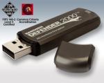 캉구루의 Defender 2000 및 Defender Elite200은 세계에서 유일하게 공통평가기준과 FIPS 140-2 인증을 받은 시큐어 USB 플래시 드라이브이다.