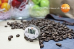 테스토코리아는 커피 추출 온도 측정용 방수 미니 온도계를 소개했다.