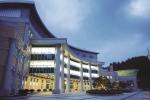 청심국제중고등학교 건물 전경