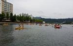 거창 수상안전 체험장의 수상레저체험