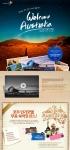 호주정부관광청과 호텔 패스가 호주 숙박권 이벤트를 진행한다.