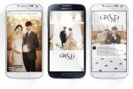 그랑스튜디오가 모바일화보 어플을 출시했다.