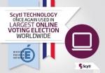 사이틀, 세계 최대 온라인 투표에 다시 사용되다.