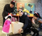 램리서치코리아는 한국백혈병어린이재단(이사장 오연천)에 10만달러 상당의 기부금 및 선물을 전달했다고 밝혔다.