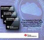 TI가 업계 최초로 유연성이 뛰어난 13.56MHz 센서 트랜스폰더 제품군을 출시한다.