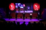 2014 콘텐츠대상 시상식 보이쳐 공연