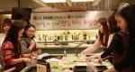 LG전자가 11일 서울 쌍림동 백설요리원에서 2030 여성들을 대상으로 그녀들의 수다 연말 파티를 개최했다.