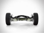 새로운 볼보 XC90의 뒤차축은 경량 소재로 만든 횡 섬유 보강 합성 리프 스프링이라는 혁신적인 기술을 사용한다. 벤틀러-SGL은 헨켈의 록타이트 매트릭스 수지를 사용한 합성 소재 리프 스프링을 양산 계획이다.