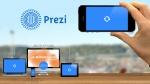 프레젠테이션 플랫폼 프레지는 모바일 기기로 실시간 프레젠테이션을 진행하고 볼 수 있는 새로운 기능을 공개했다.