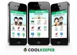 지란지교소프트는 학생 스마트폰 자율관리솔루션 쿨키퍼 제품을 무료화 한다.